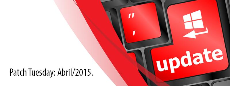 O Patch Tuesday de abril de 2015 Emite Atualizações para o Microsoft Office