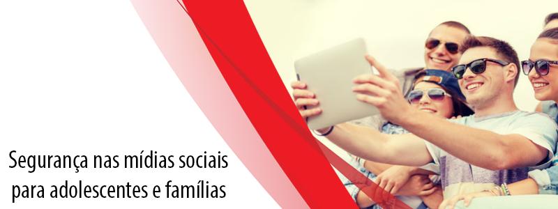 Segurança nas mídias sociais para adolescentes e famílias: dicas para os aplicativos populares mais recentes