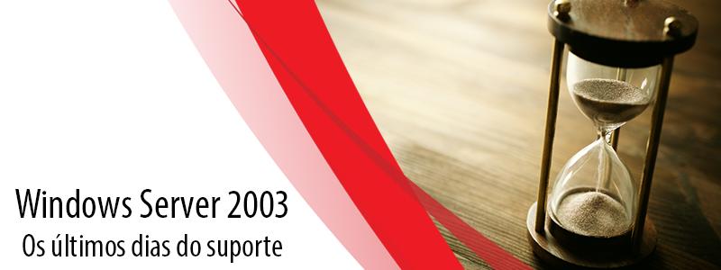 Windows Server 2003: Os últimos dias do suporte