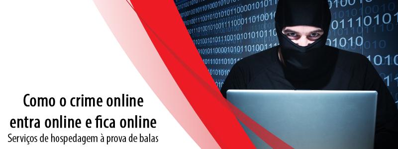 O crime online é um grande negócio. Várias estimativas colocam o custo do cibercrime, em todo o mundo, em centenas de bilhões de dólares.
