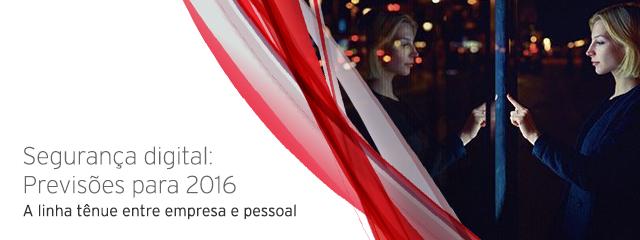 Previsões para 2016: A linha tênue entre empresa e pessoal