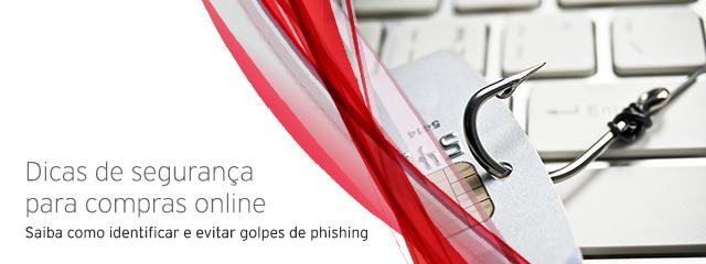 Dicas de segurança para compras online: Saiba como identificar e evitar golpes de phishing