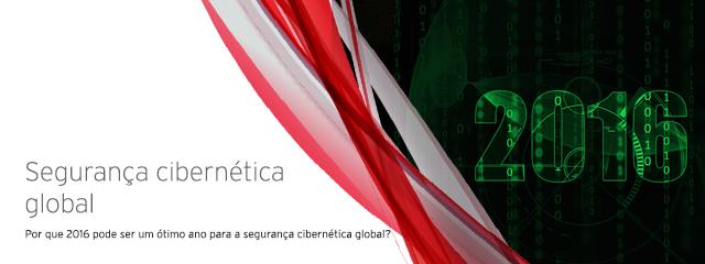 Por que 2016 pode ser um ótimo ano para a segurança cibernética global?